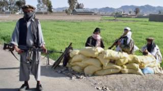 مسلحون في منطقة القبائل