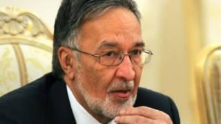 زلمی رسول وزیر خارجه افغانستان