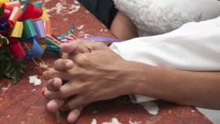 Casamento de transexual em Cuba, recentemente (BBC)