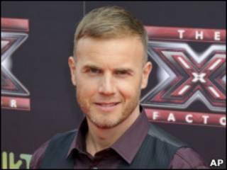 X Factor裁判巴洛