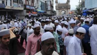 भारत के मुसलमान(फ़ाईल फ़ोटो)