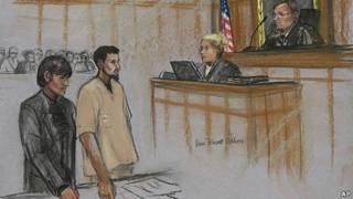 representación artística de ferdaus en la corte