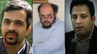 مهدی افشارنیک، محمد حیدری و علی اکرمی