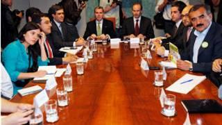 Diálogo en Chile entre el gobierno y los estudiantes