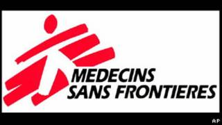 Tambarin kungiyar bayar da agajin likitoci ta MSF