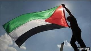 پرچم فلسطینیها