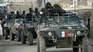 قوات دولية في أفغانستان