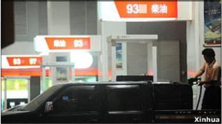 پطرول در چین