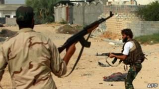 Chiến sự ở Sirte, Libya