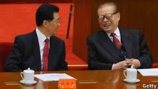 Цзян Цзэминь (9 октября 2011 года)