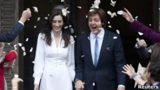 Свадьба Маккартни