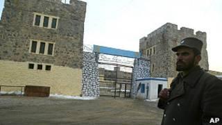 काबुल में एक जेल