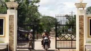 बर्मा में जेल