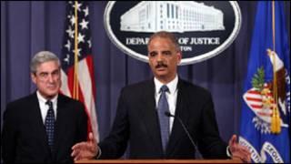 Eric Holder, Bộ trưởng Bộ tư pháp Hoa Kỳ