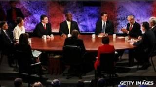 مناظرة تلفزيونية في أفق اختيار المرشح الجمهوري للانتخابات الرئاسية الأمريكية