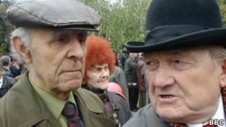 Русские пенсионеры