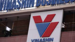 Trụ sở của Tập đoàn Vinashin