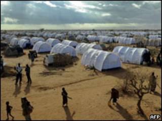 Sansanin jinkai na Dadaab