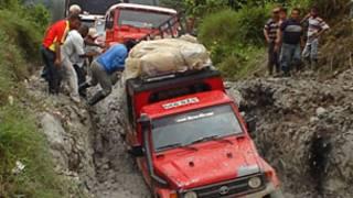Estrada de Barbacoa. Fotos: Cortesia- Diario del Sur.