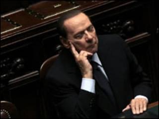 Praminista Berlusconi