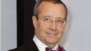 Президент Естонії