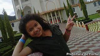 Nohora Valentina Foto: Prefeitura de Fortul