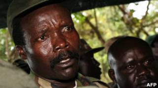 Joseph Kony (AFP)\
