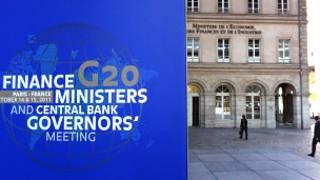 Reunião do G20. Reuters
