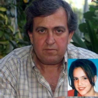 Rami Elhanan, que perdeu a filha (imagem do canto direito) em ação palestina (Foto: arquivo pessoal)