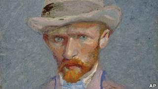 Tự họa của danh họa Hà Lan, Vincent van Gogh