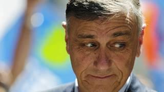 Hermes Binner, candidato à presidência argentina. Reuters