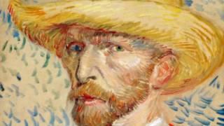 نقاشی ونسان ون گوگ از خودش