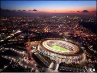 伦敦奥运会主会场