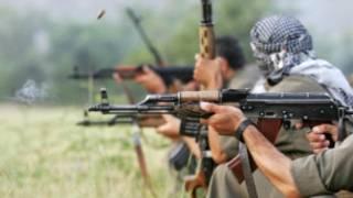 مقاتو حزب العمال الكردستاني