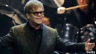 Elton John | Crédito da foto: Getty images