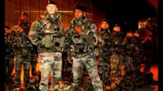 Abasirikare b'abafaransa muri Afghanistani