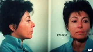 Bà Patrizia Reggiani