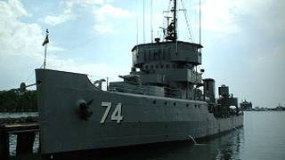 Tàu BRP Rizal PS-74 của hải quân Philippines