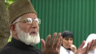 सैयद अली शाह गिलानी (फ़ाईल फ़ोटो)