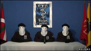 Баскские сепаратисты