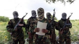 أعضاء حركة الشباب الصومالية