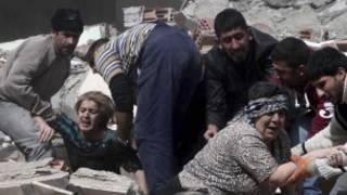 भूकंप में बड़ी तादाद में लोग हताहत हुए हैं