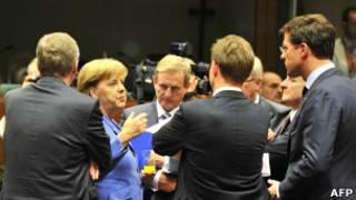 В ходе переговоров в Брюсселе