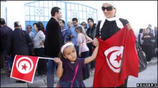 Выборы в Тунисе