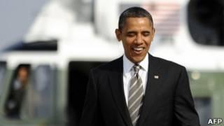 Presidente Barack Obama. AFP