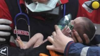 तुर्की भूकंप(बचावकार्य जारी)