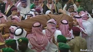 مراسم تدفین شاهزاده سلطان