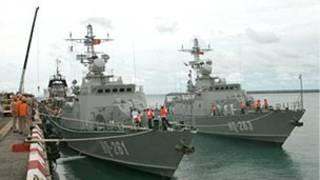 Tàu chiến lớp Svetlyak VN mua từ Nga