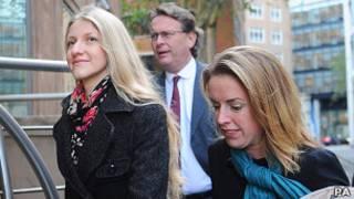Затуливетер и ее адвокаты