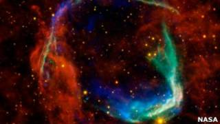 Сверхновая звезда RCW 86
